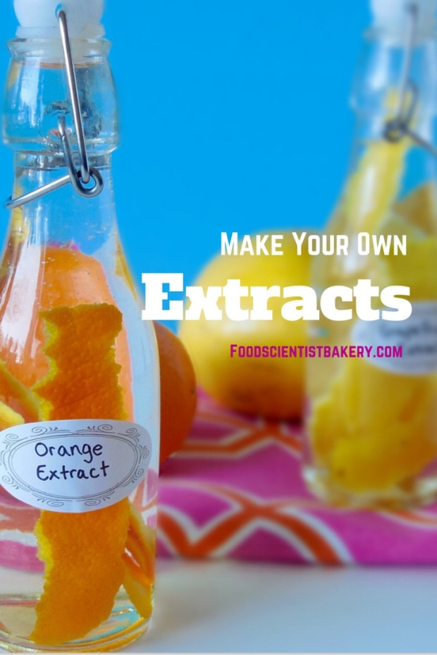 Make your own extracts using just two ingredients! Perfect for flavoring Popsicles, coffee, and baked treats!,