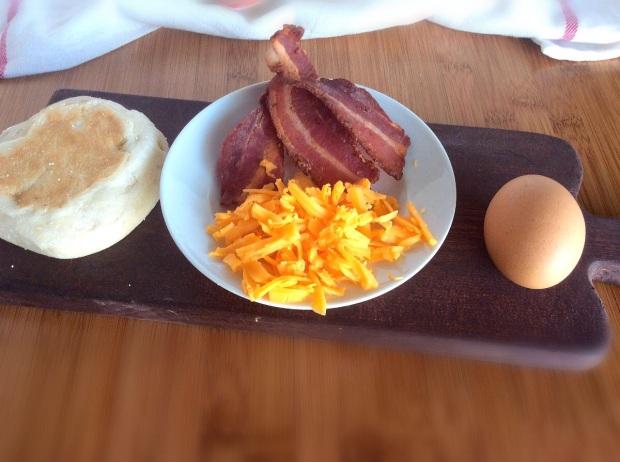Super Easy Breakfast Sandwiches