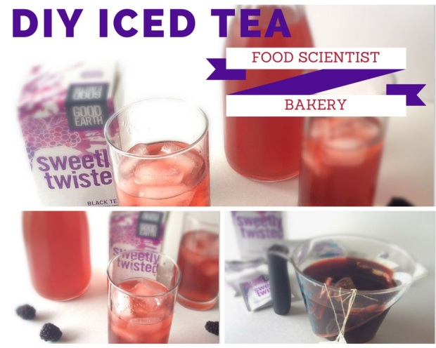 DIY iced tea