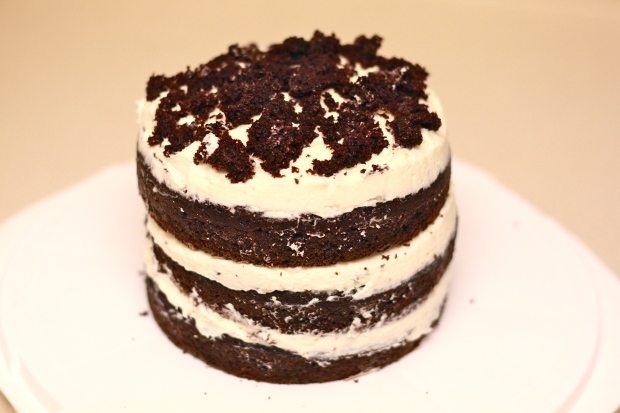Chocolate Twinkie Cake