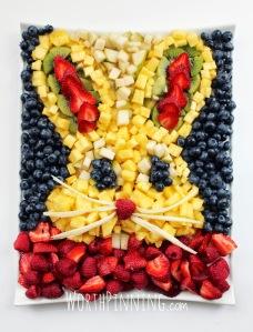 Fruit Platter Easter